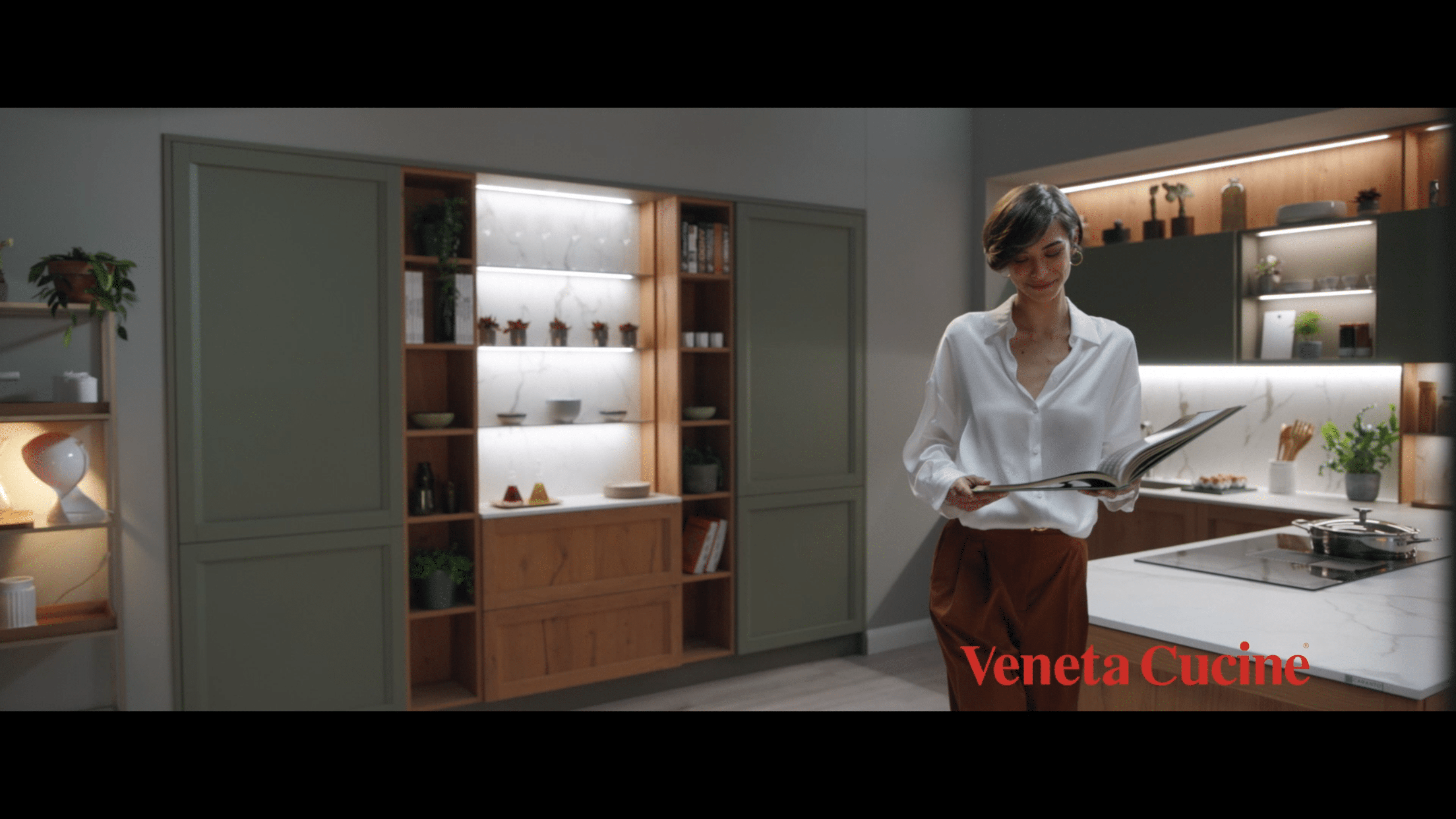 Con Veneta Cucine Il Futuro E Lo Spazio Piu Bello Da Progettare Touchpoint News